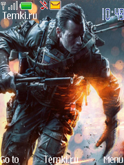 Игры Battlefield 4 China Rising для Nokia Asha 305