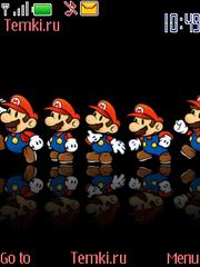 Игра Супер Марио для Nokia Asha 305