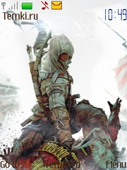 Assassin's Creed для Nokia Asha 305